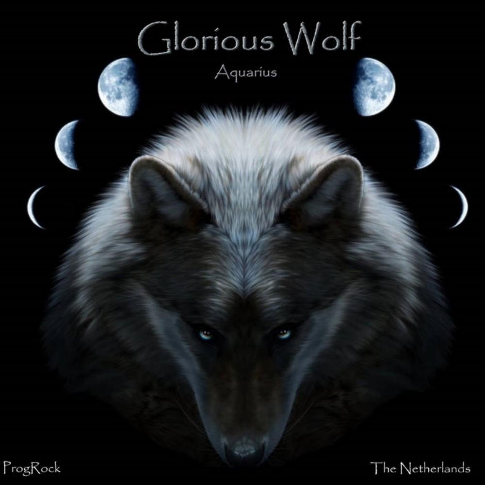 Aquarius by GLORIOUS WOLF album cover
