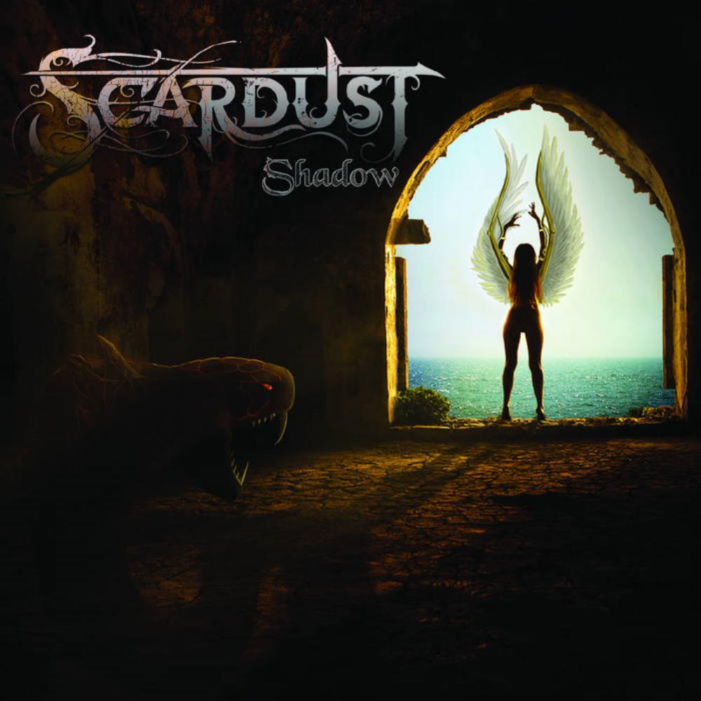 Scardust - Shadow CD (album) cover