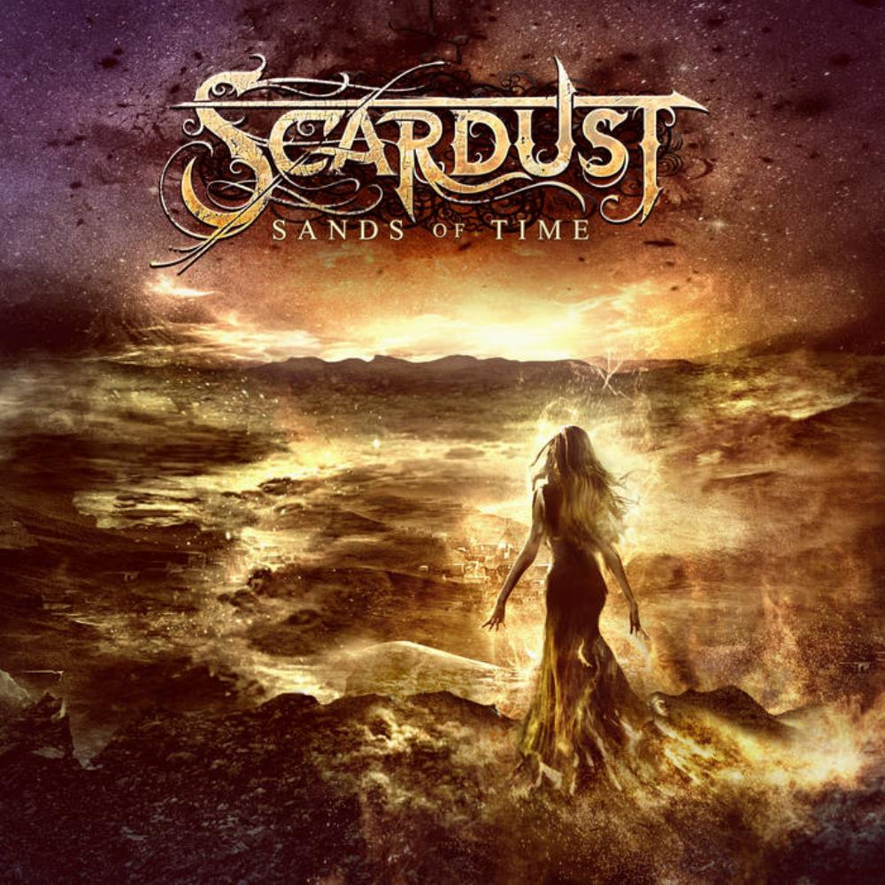 Scardust Sands of Time album cover