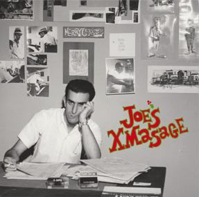 Frank Zappa Joe's XMASage album cover