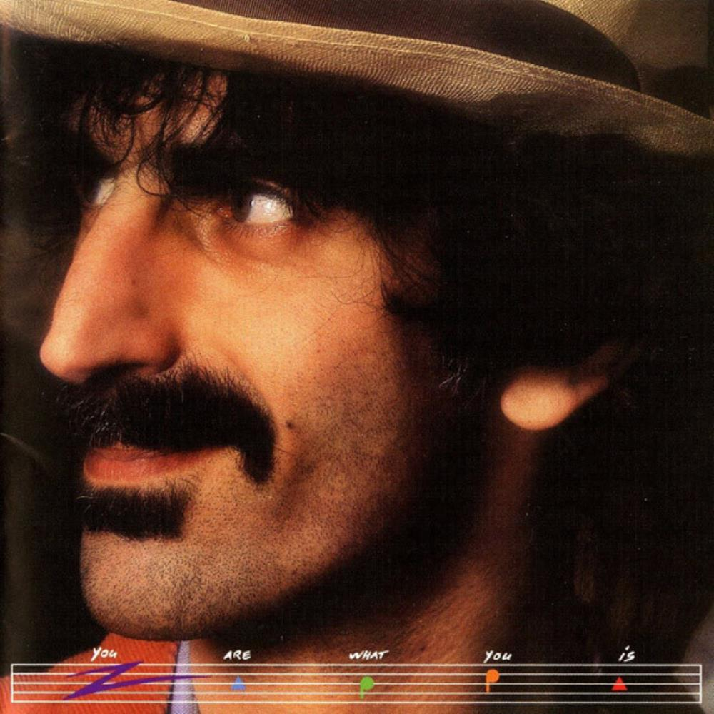 Frank Zappa - You Are What You Is CD (album) cover