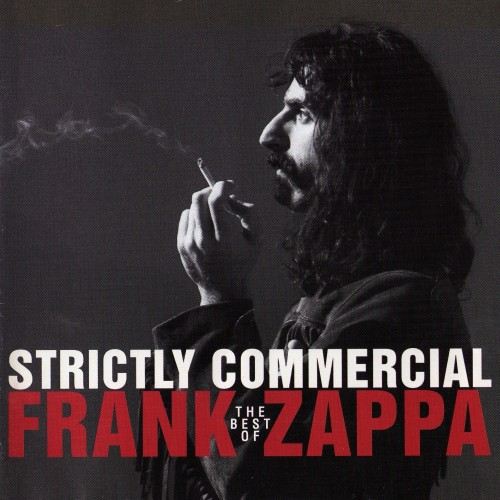 Frank Zappa - Strictly Commercial CD (album) cover