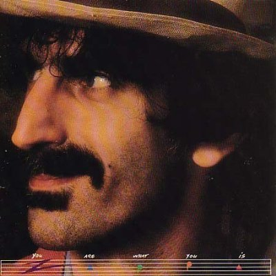 Frank Zappa You Are What You Is album cover