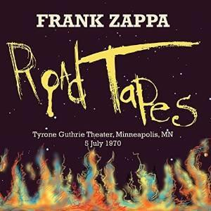 Road Tapes - Venue #3 by ZAPPA, FRANK album cover