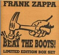 Frank Zappa Beat The Boots 1 album cover