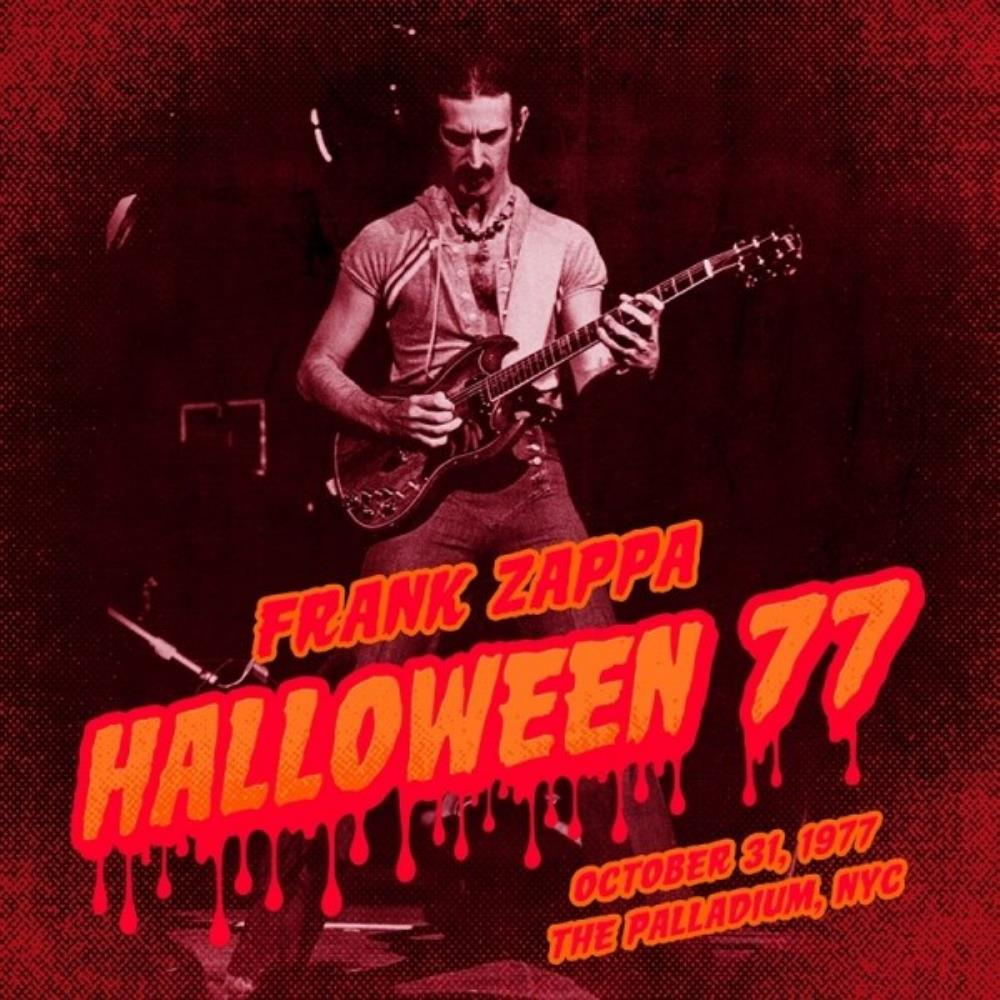Halloween 77 by ZAPPA, FRANK album cover