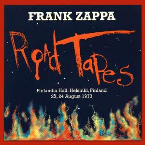 Frank Zappa - Road Tapes - Venue #2 CD (album) cover