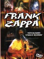Frank Zappa Tratto dal filmato 'A Token Of His Extreme' album cover