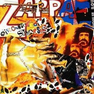 Frank Zappa Disconnected Synapses album cover
