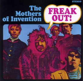 Frank Zappa Freak Out! album cover