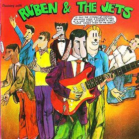 Frank Zappa Cruising With Ruben & The Jets album cover