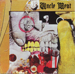 Frank Zappa - Uncle Meat CD (album) cover