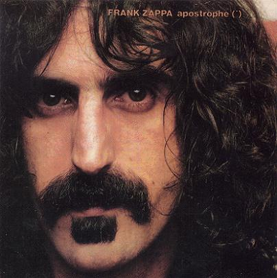 Frank Zappa - Apostrophe (') CD (album) cover