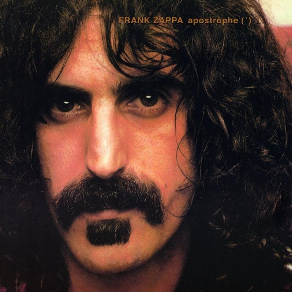 Apostrophe (') by ZAPPA, FRANK album cover