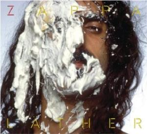 Frank Zappa L�ther album cover