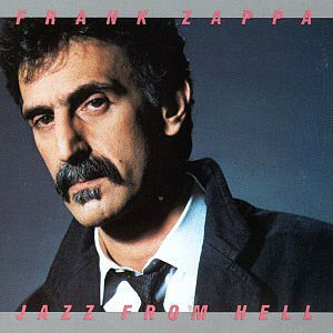 Jazz From Hell by ZAPPA, FRANK album cover