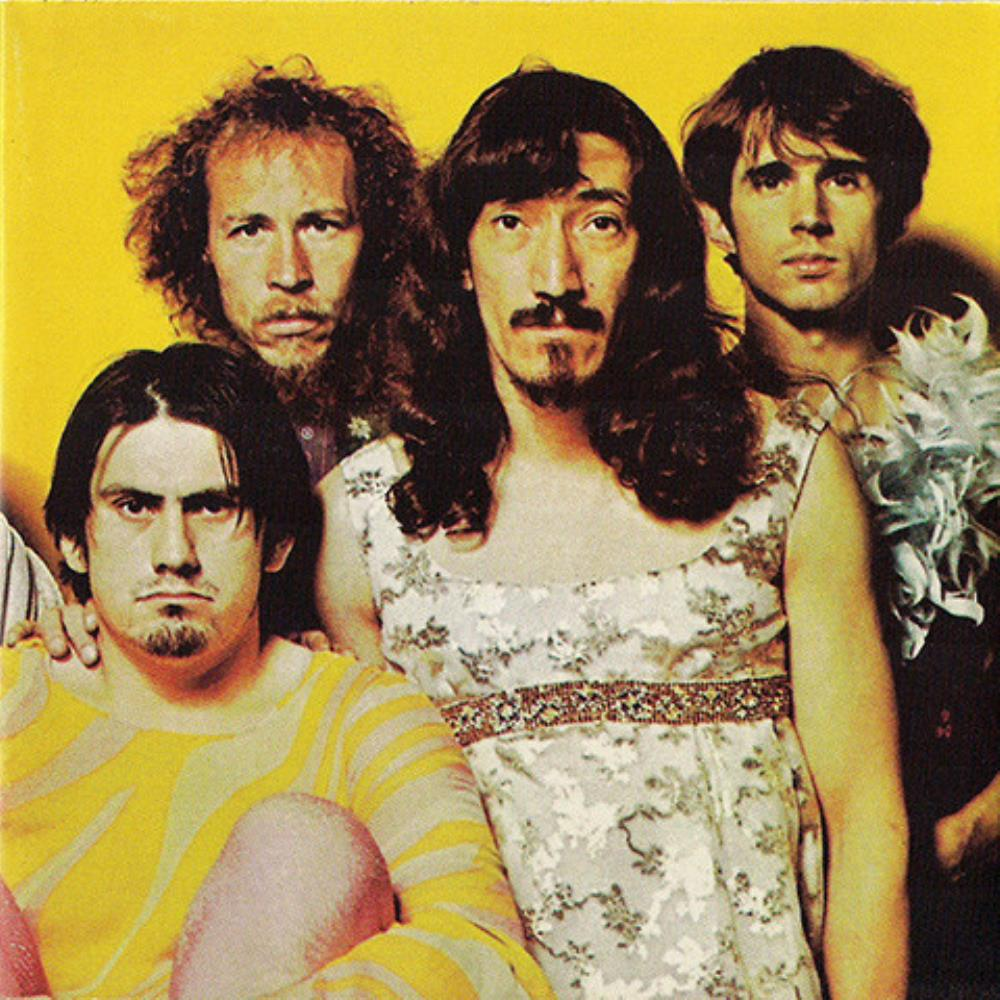 Frank Zappa The Mothers Of Invention: We're Only In It For The Money album cover