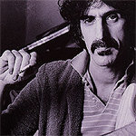 Frank Zappa Shut Up 'N Play Yer Guitar album cover