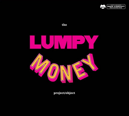 Frank Zappa - The Lumpy Money Project/Object CD (album) cover