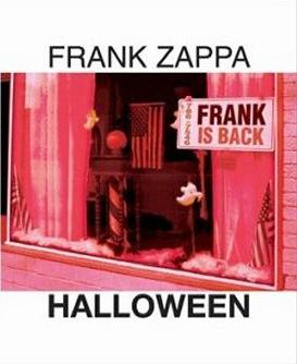 Frank Zappa Halloween (DVD-Audio) album cover