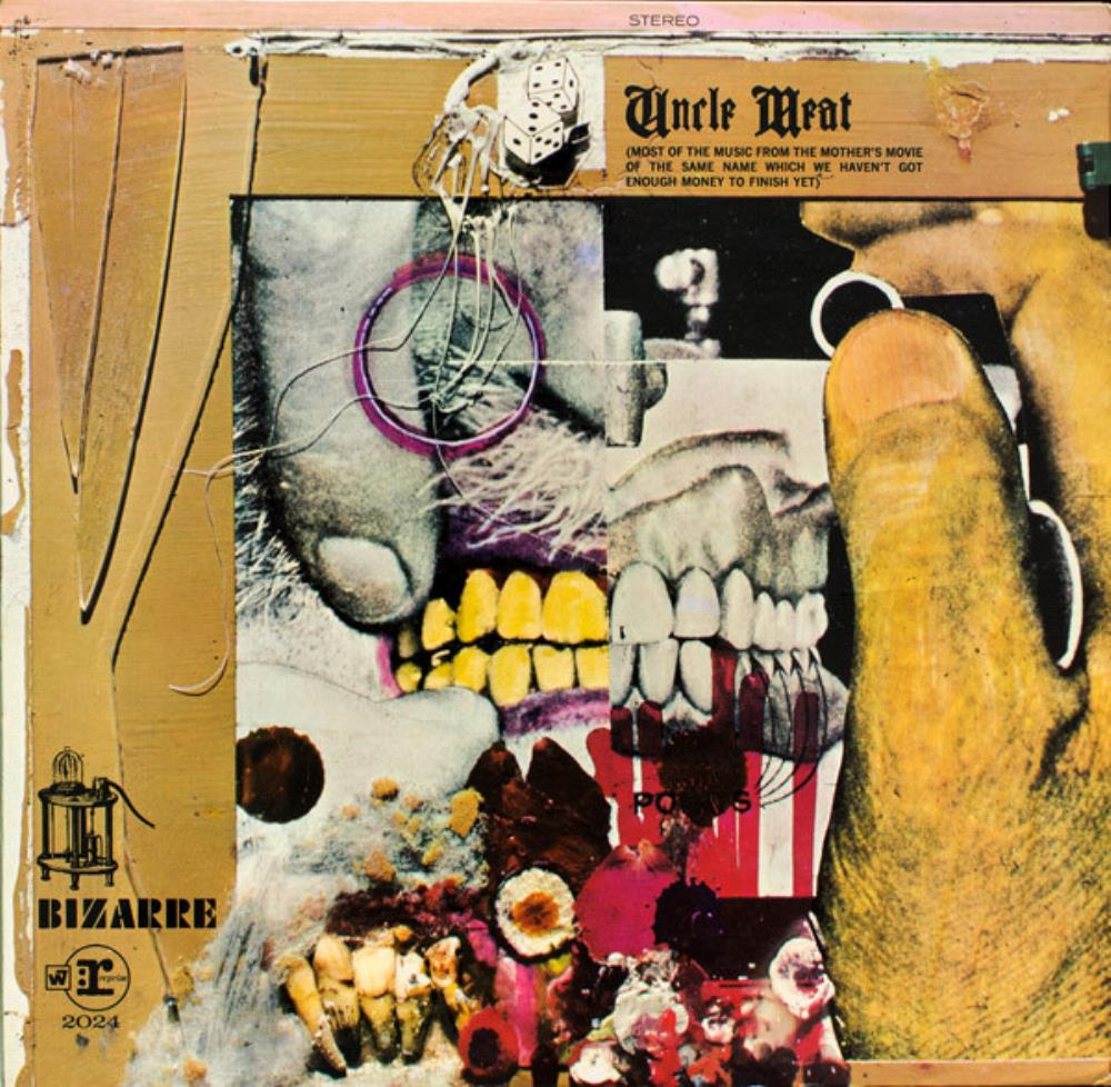 Frank Zappa - The Mothers Of Invention: Uncle Meat CD (album) cover