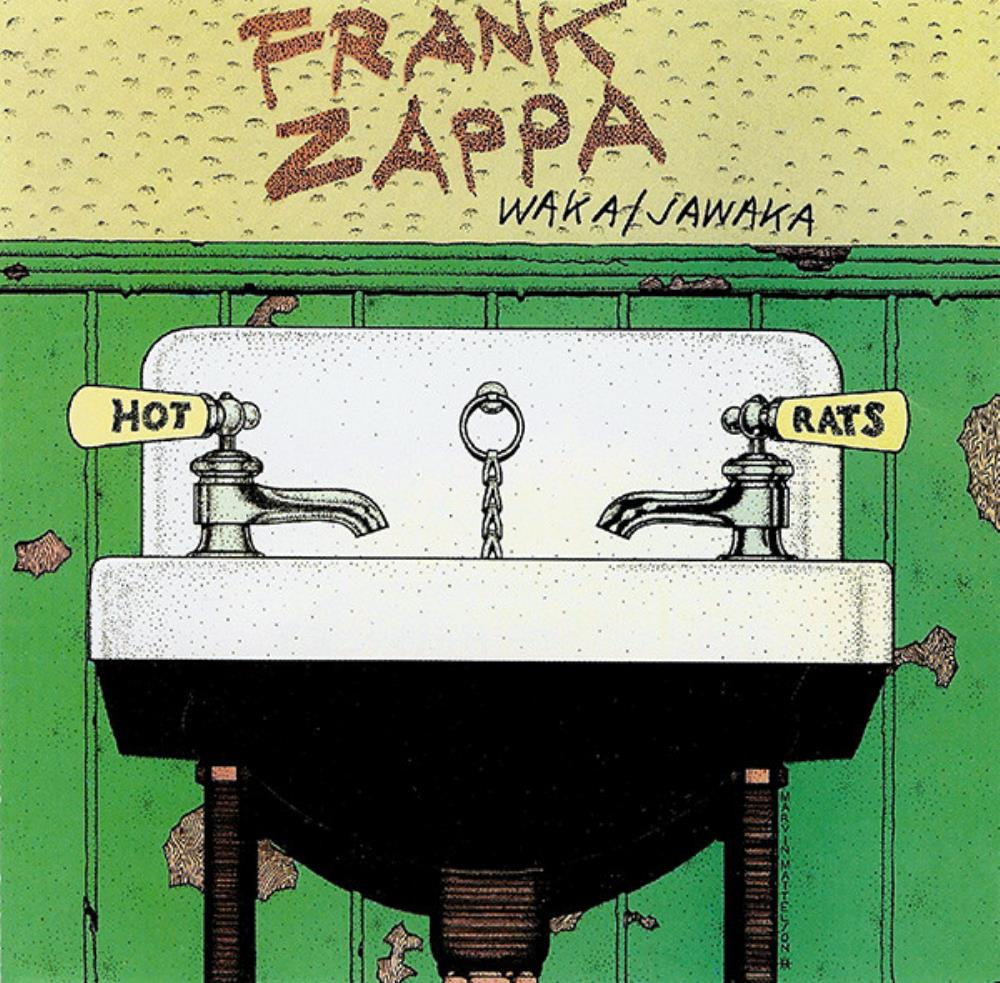 Waka / Jawaka by ZAPPA, FRANK album cover