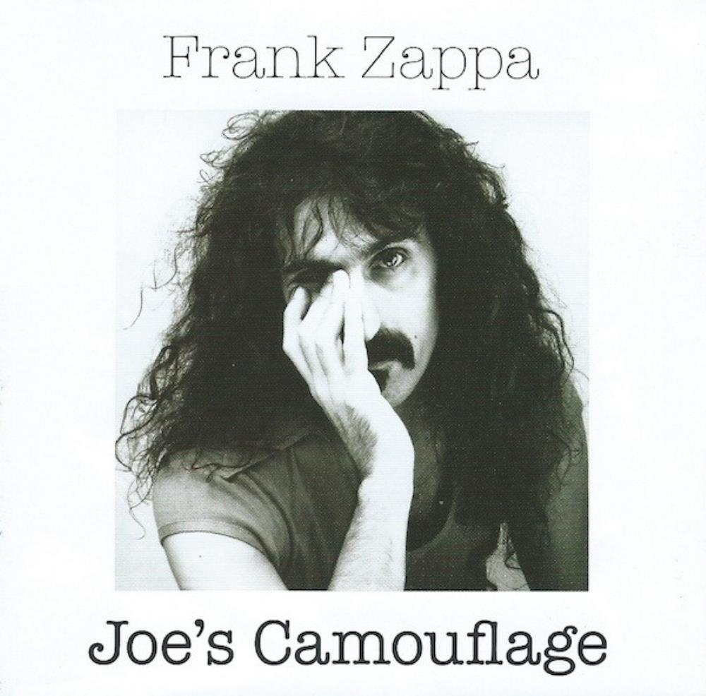 Joe's Camouflage by ZAPPA, FRANK album cover