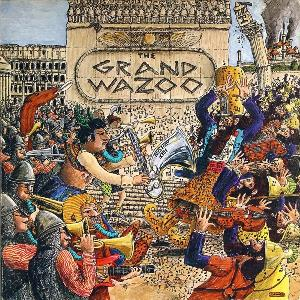 Frank Zappa - The Grand Wazoo CD (album) cover