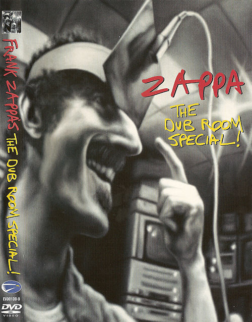 Frank Zappa - The Dub Room Special! CD (album) cover