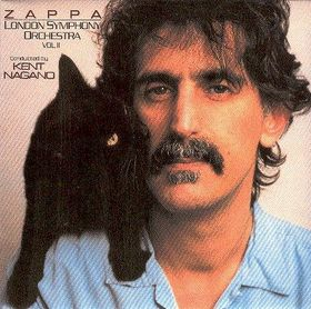 Frank Zappa London Symphony Orchestra Vol. II album cover