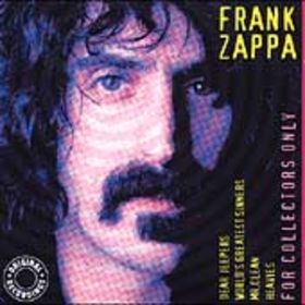 Frank Zappa For Collectors Only album cover