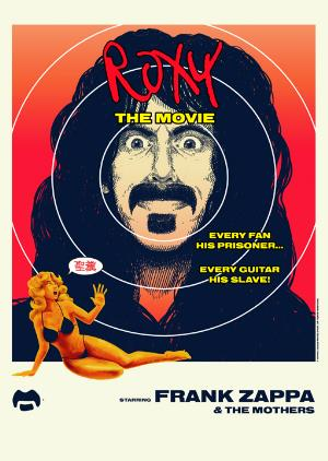 Frank Zappa Roxy: The Movie album cover