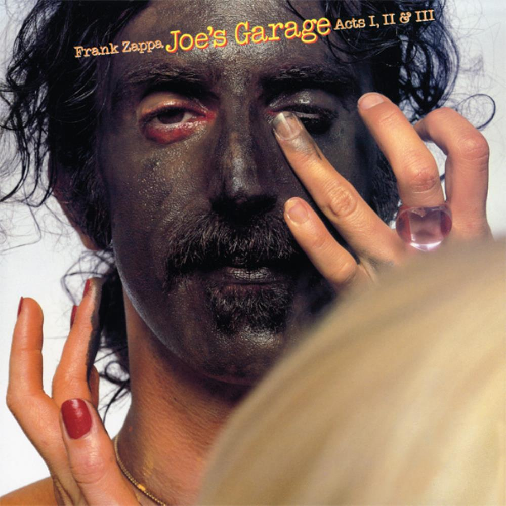 Frank Zappa - Joe's Garage, Acts II & III CD (album) cover