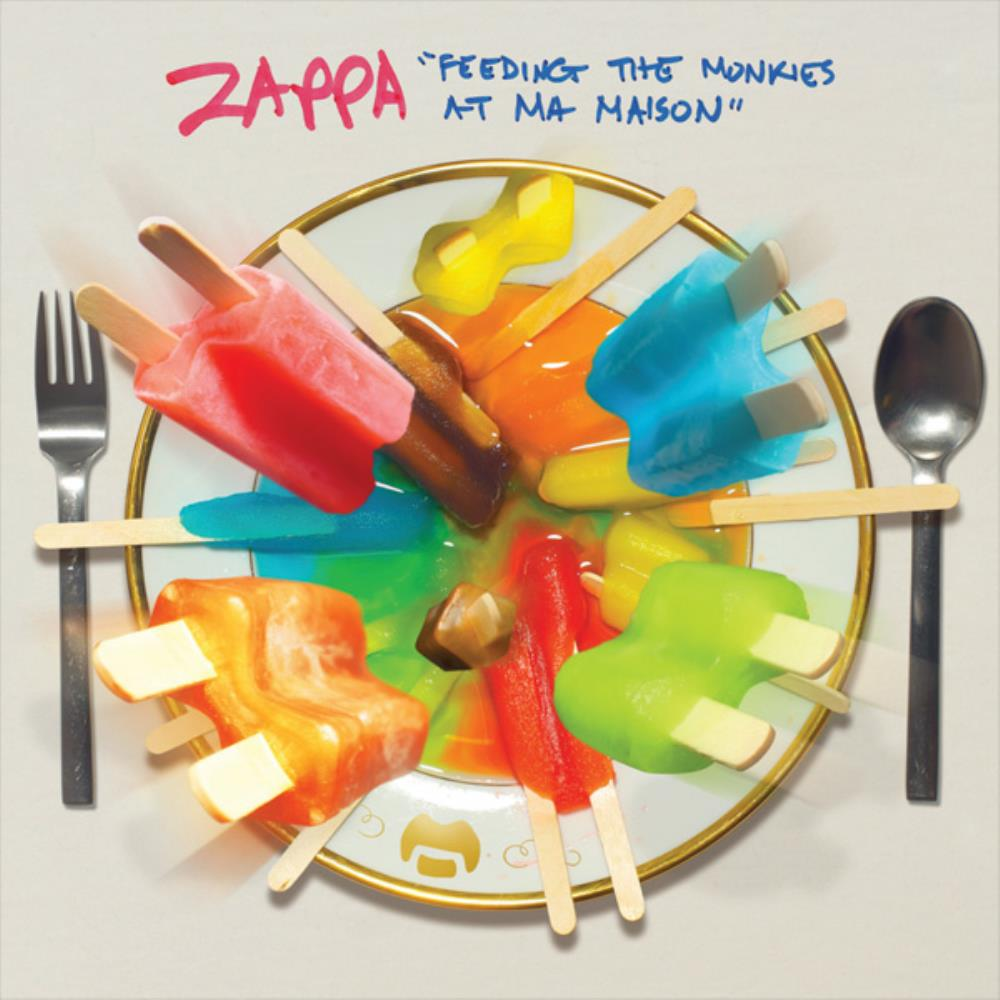 Feeding The Monkies At Ma Maison by ZAPPA, FRANK album cover