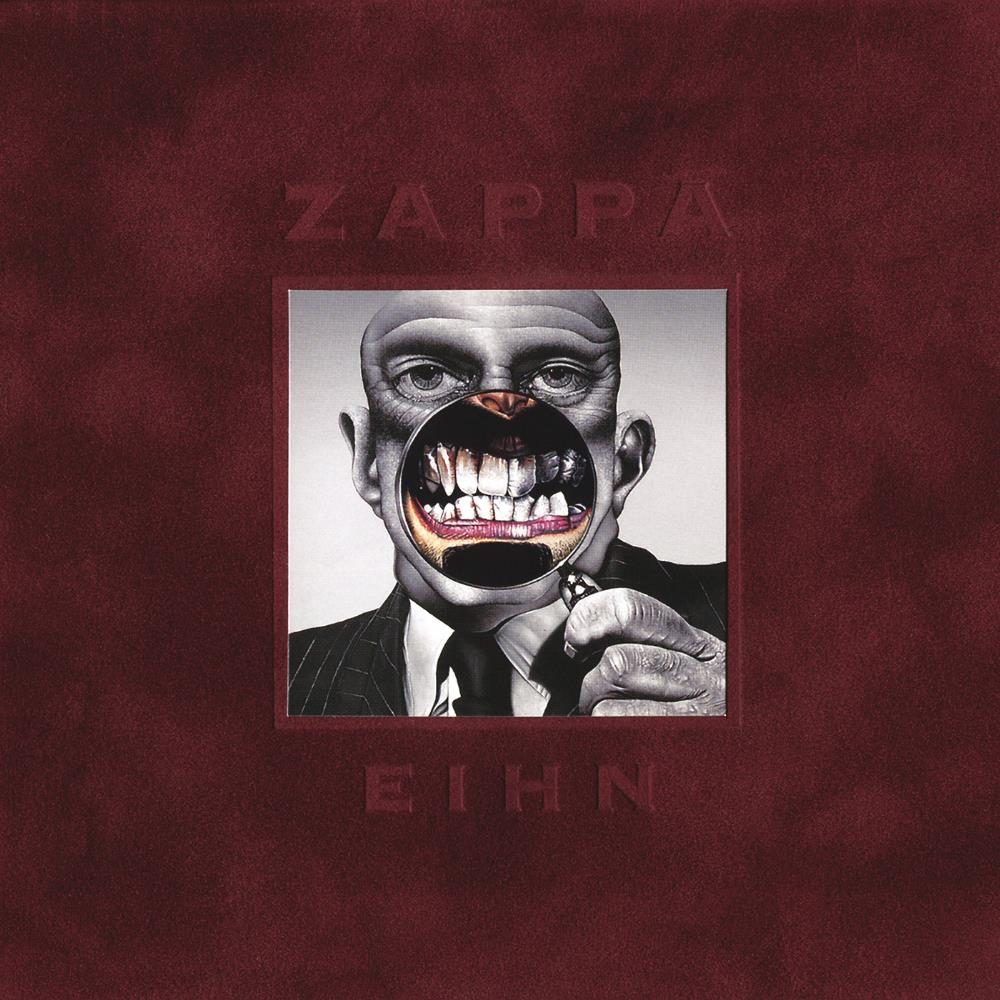 Frank Zappa Everything Is Healing Nicely [aka: EIHN] album cover
