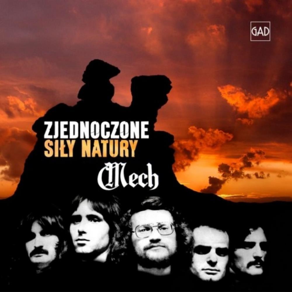 Zjednoczone Siły Natury Mech by ZJEDNOCZONE SIłY NATURY MECH album cover