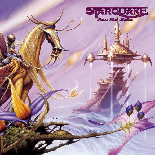 Times That Matter by STARQUAKE album cover