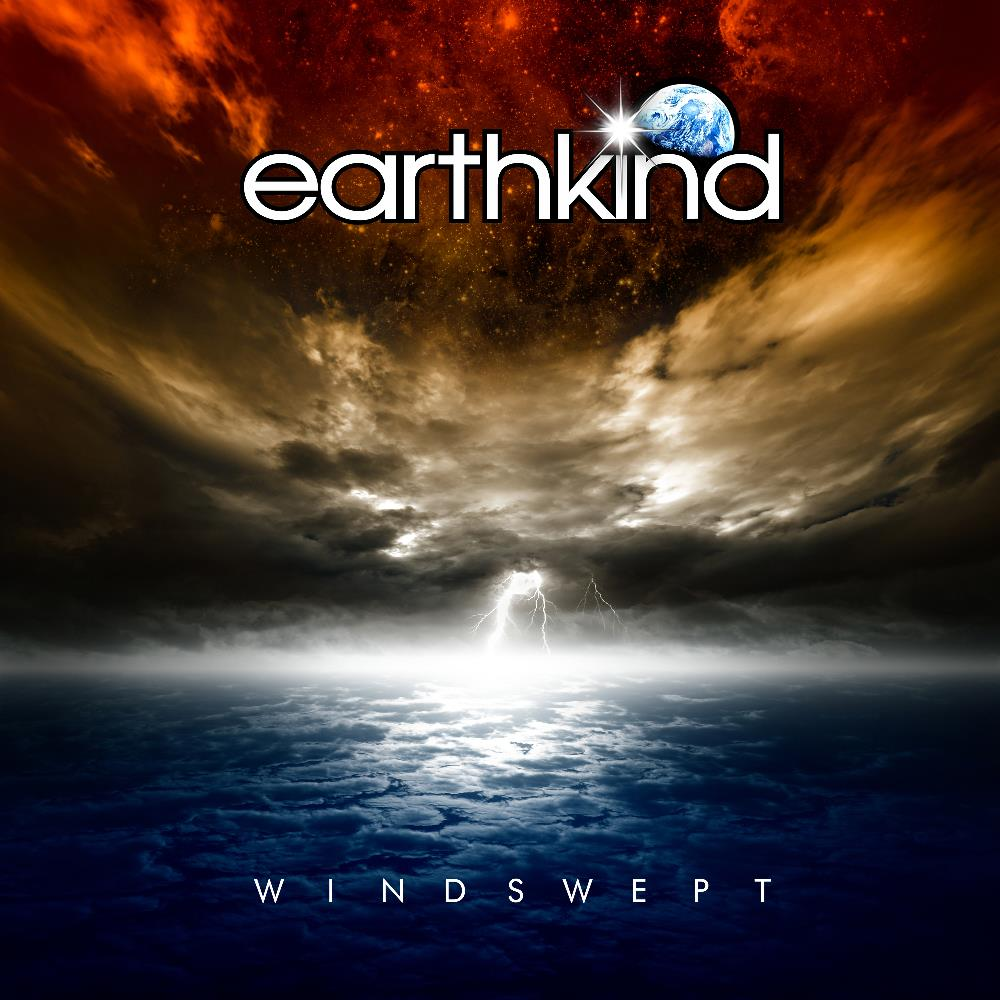 Windswept by EARTHKIND album cover