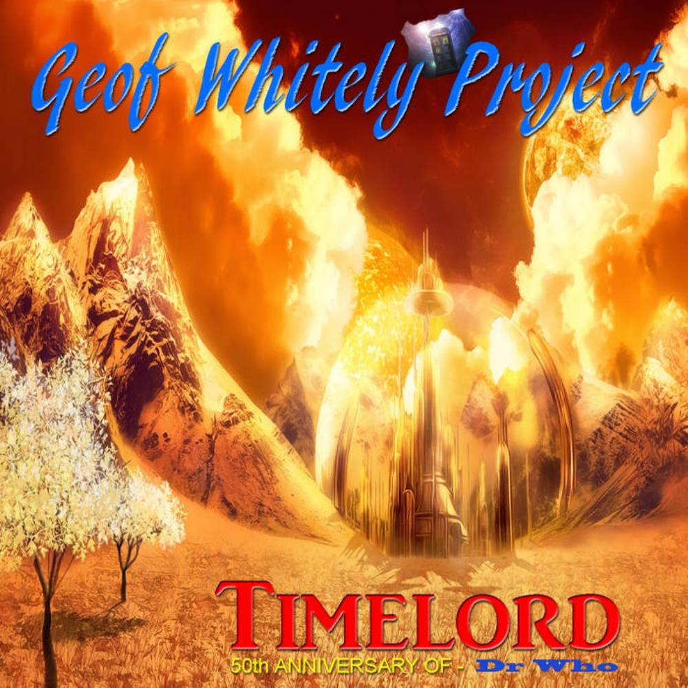 Geof Whitely Project Timelord album cover