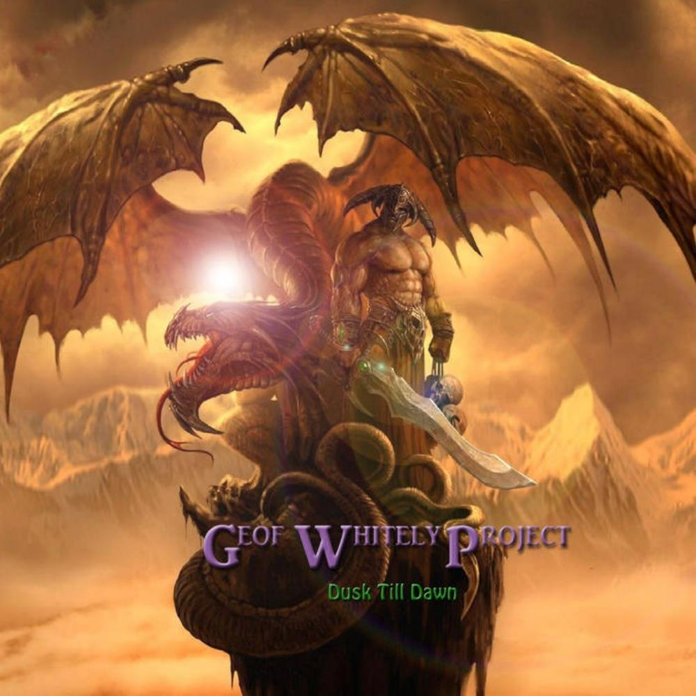 Geof Whitely Project Dusk Till Dawn album cover
