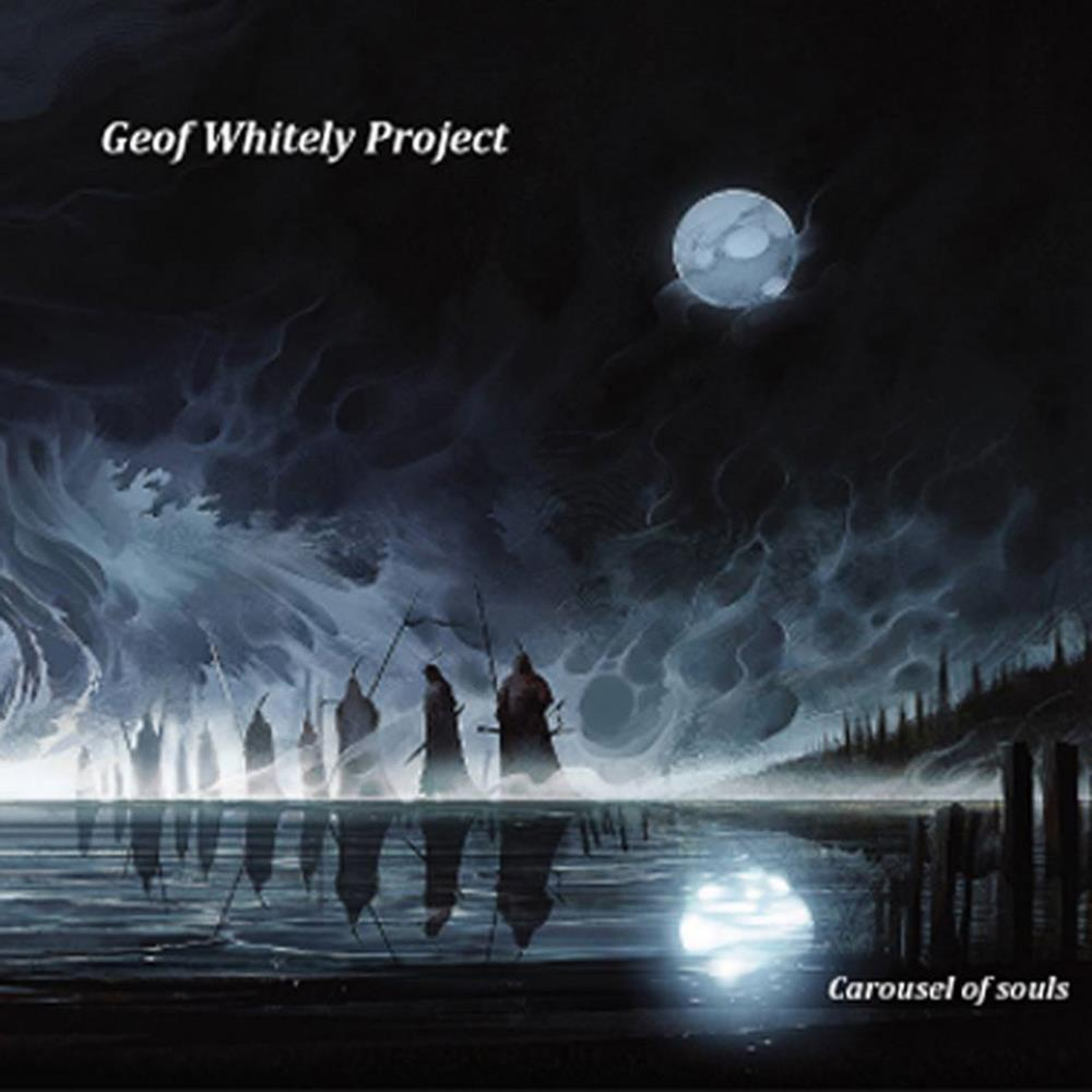Geof Whitely Project Carousel of Souls album cover