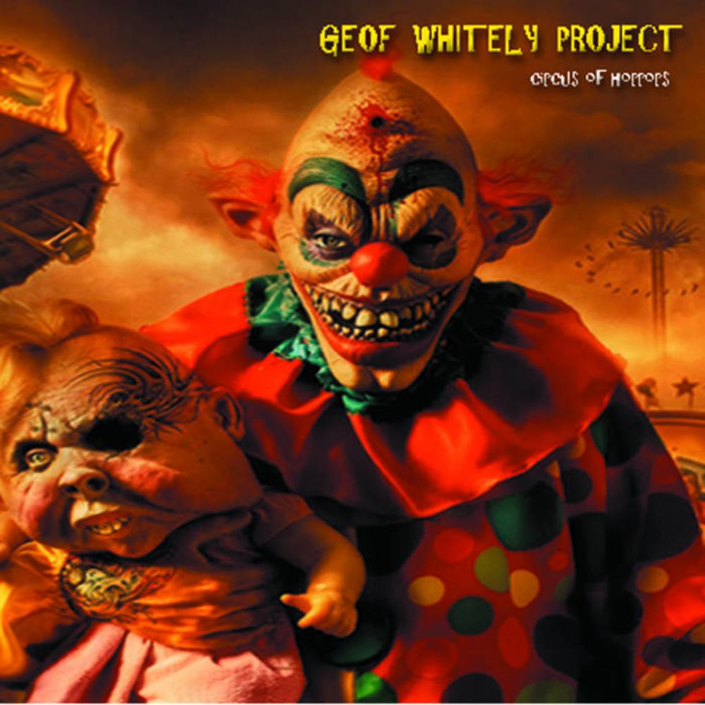 Geof Whitely Project Circus of Horrors album cover