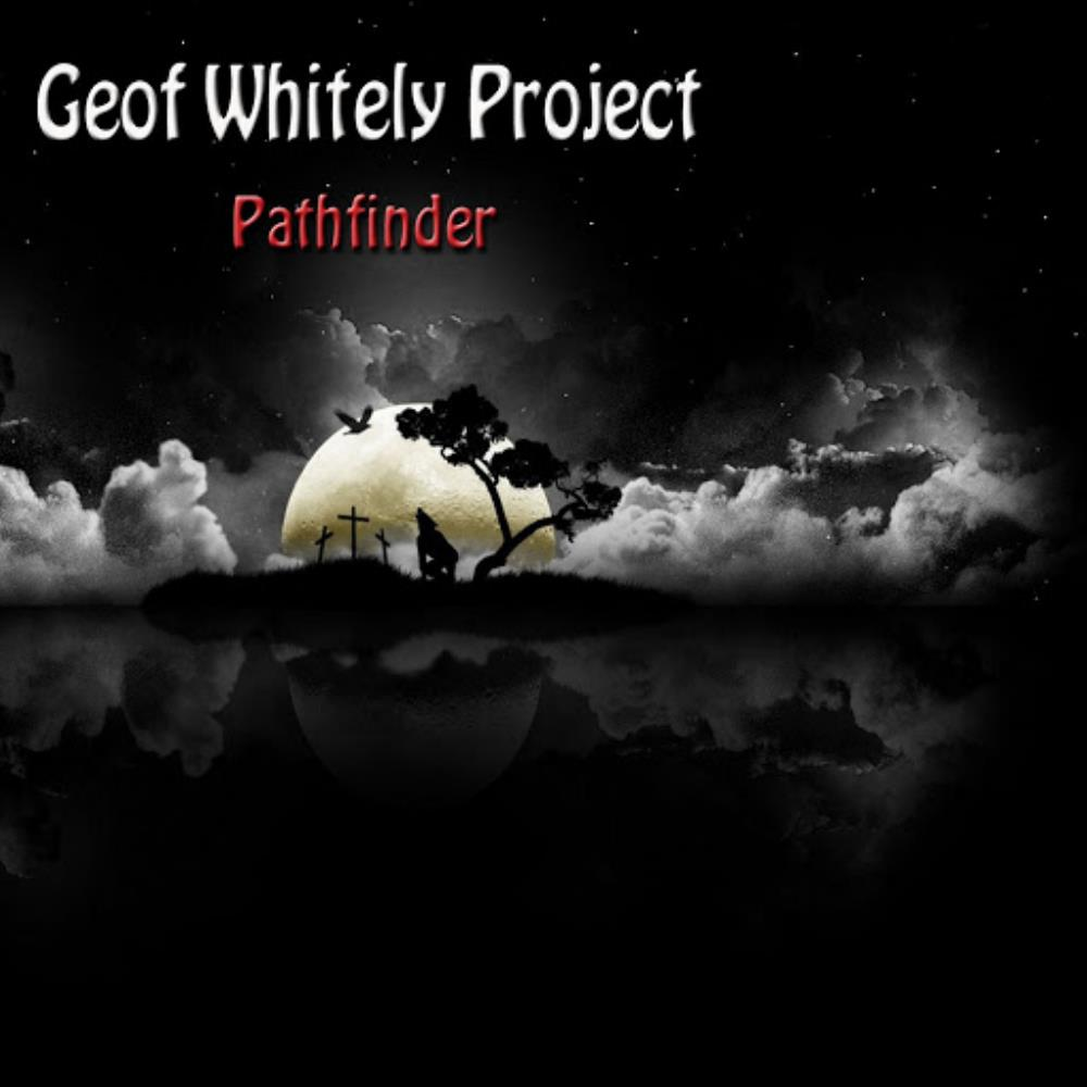 Geof Whitely Project Pathfinder album cover