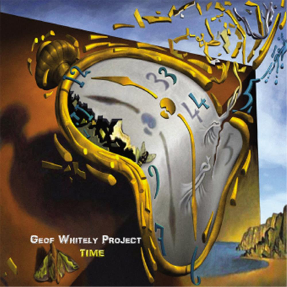 Geof Whitely Project Time album cover