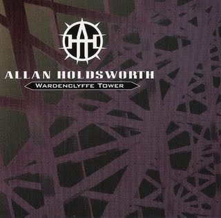 Allan Holdsworth - Wardenclyffe Tower CD (album) cover
