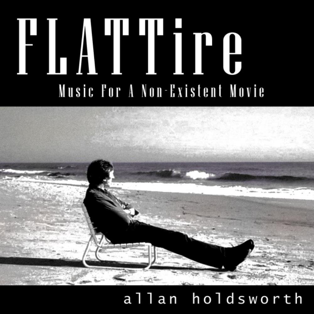 Allan Holdsworth - Flat Tire CD (album) cover