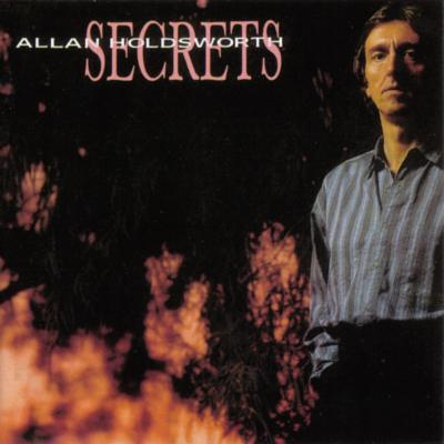 Allan Holdsworth Secrets album cover