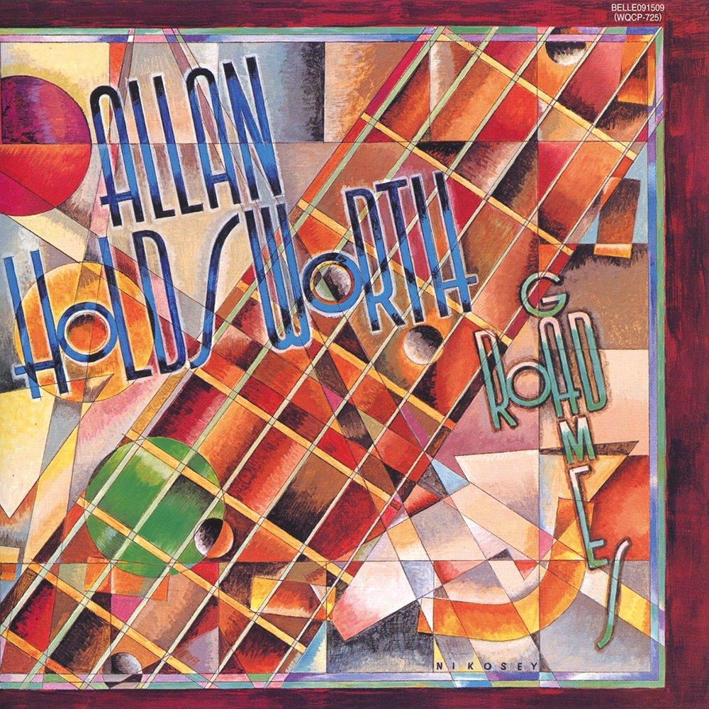 Allan Holdsworth Road Games album cover