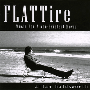 Allan Holdsworth Flat Tire album cover