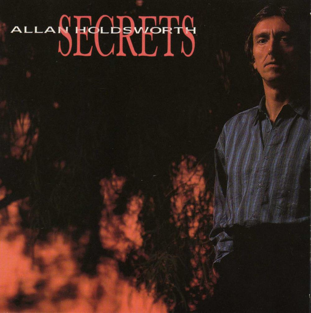 Allan Holdsworth - Secrets CD (album) cover